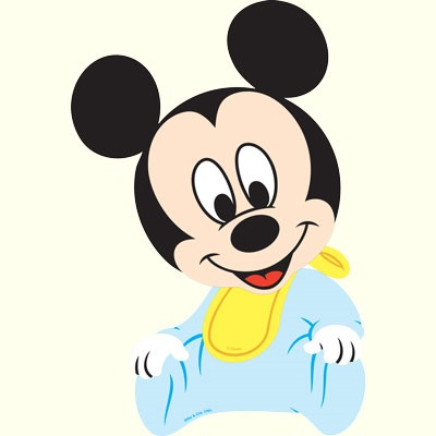 Painel Mickey Baby Disney E.V.A. - Piffer