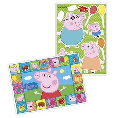 Kit Decorativo Peppa Pig - Regina