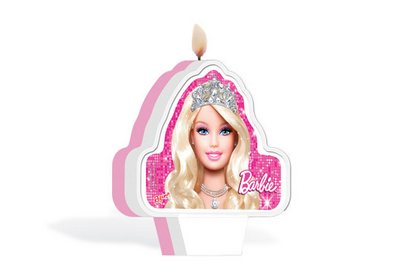 Vela Plana Life Of Barbie - Regina