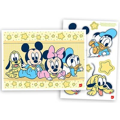 Kit Decorativo Disney Baby - Regina
