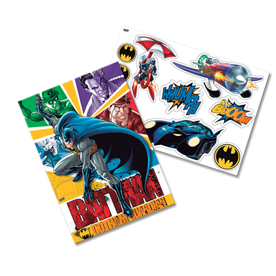Kit Decorativo Batman - Festcolor