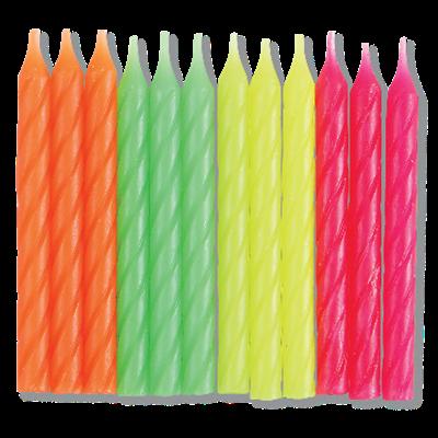 Artigos de neon para festa